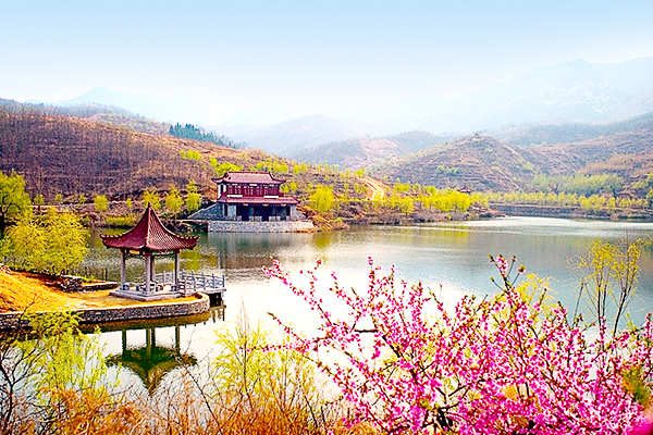 博山五阳湖(昊天国际)拓展训练基地